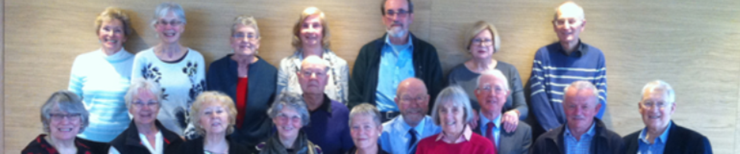 Reunion: BA French Studies Class of '64