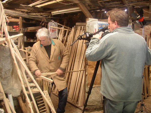 Merl Rural Crafts Today The Hay Rake Maker