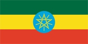 Ethiopian National Flag