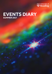Summer events diary 2017