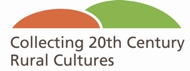 Collecting 20th Century Rural Cultures project logo