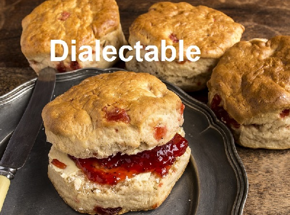 Dialectable scones image