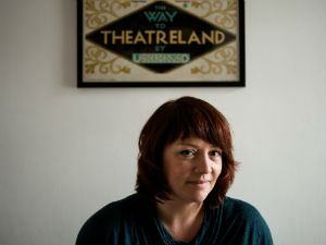 Author Eimear McBride is the inaugural Samuel Beckett Creative Fellow
