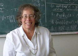 Professor Nancy Nichols