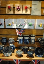 Selbourne Pottery and Just Trade products