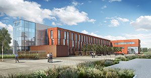 Thames Valley Science Park visualisation