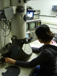 User working on the CM20