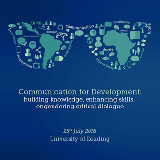 Communication for Development: Building knowledge, enhancing skills, engendering critical dialogue