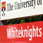 Whiteknights Campus sign