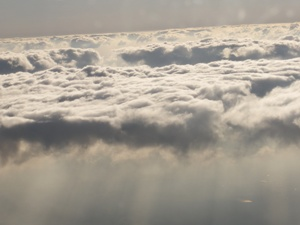 Layers clouds play a crucial role in weather and climate
