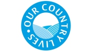 Our Country Lives logo banner