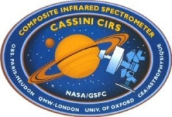 NASA CASSINI Composite Infrared Spectrometer (CIRS)