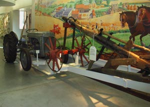 The MERL collection: from plough to tractor