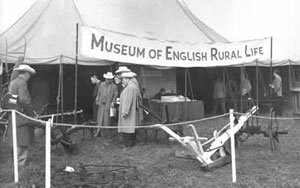 Museum of English Rural Life Tent