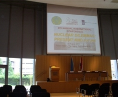 nuclear conference in the hague