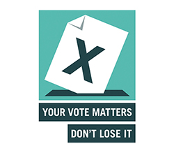 Register for General election 22 May