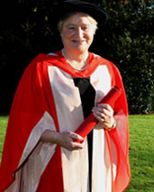 Professor Julia Slingo