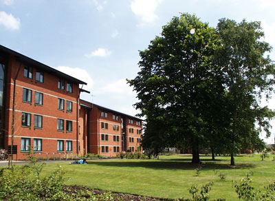 Bulmershe Hall on the University of Reading's Bulmershe campus. © University of Reading