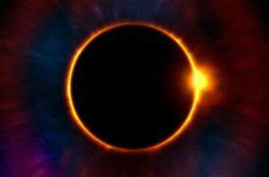 What should we expect during the solar eclipse on 21 August?