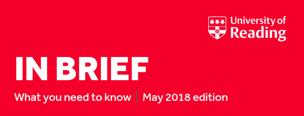 In Brief May 2018