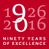 90th anniversary Thursday 17 March 2016
