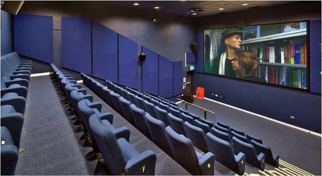 The state-of-the-art cinema located in the Department of Film, Theatre & Television