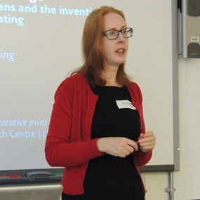 Prof. Michelle O&#39Callaghan, EMRC, University of Reading