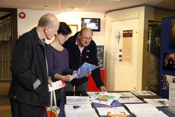 Researchers&#39 Night visitors to Reading Museum