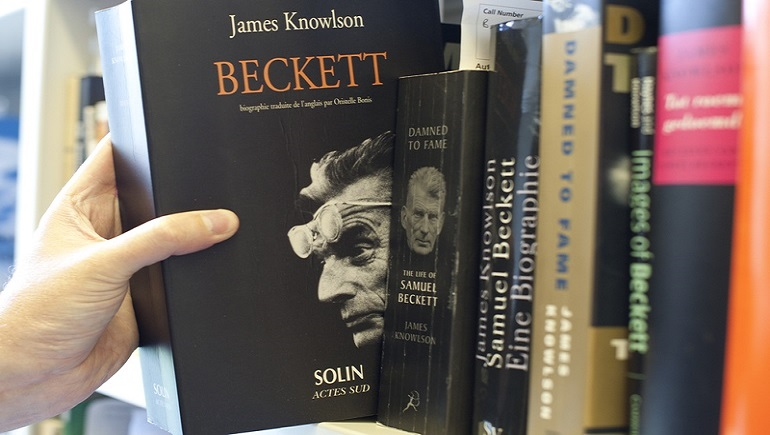 The Samuel Beckett Research Centre