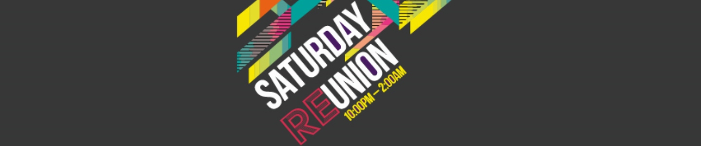 Re-Union: RUSU Throwback Club Night