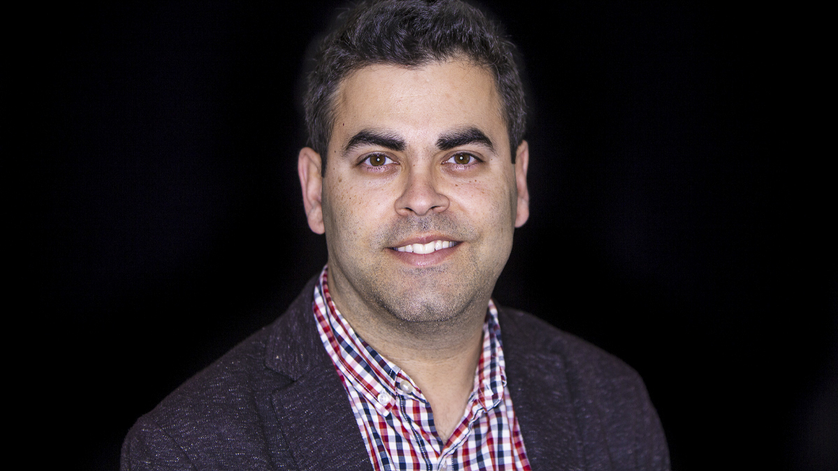 Dr Eugene Mohareb, Lecturer in Sustainable Urban Systems at the University of Reading