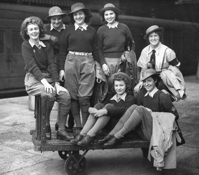 Women's Fashion During WWI: 1914 - 1920
