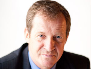 Alastair Campbell will talk about his political career and personal experience of mental health issues