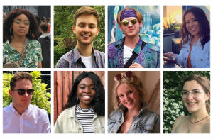 This year's Reading Festival student team