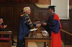 Teaching Excellence Award 2009-2010