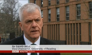 Sir David Bell speaks ahead of planned UCU strike action