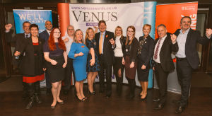 The Venus Awards were launched at the University of Reading