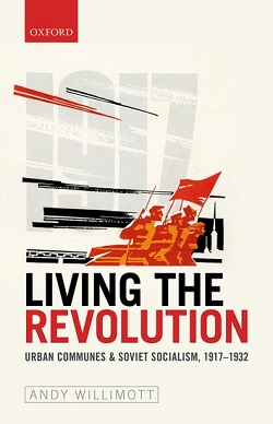 Andy Willimott - Living the Revolution