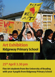 Professional Partnership with Ridgeway Primary School