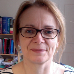 Professor Gail Marshall