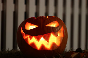 The history of Halloween was discussed on BBC radio