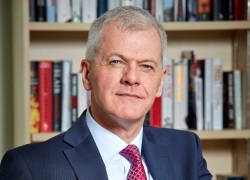 Vice-Chancellor Sir David Bell