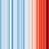 climate stripes colour logo